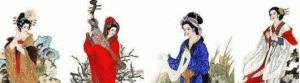 古代四大美女是怎麼被世人銘記的?除了漂亮還有品質!